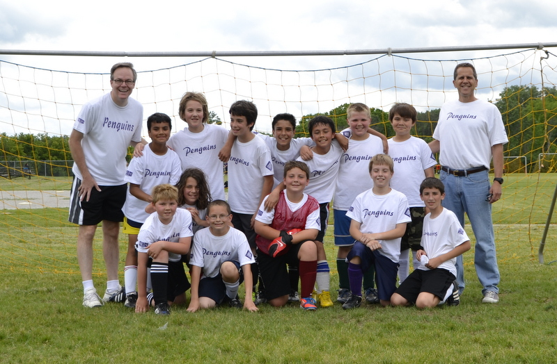 Sp'13_Penguin Boys 5th Grade Soccer_DSC0909